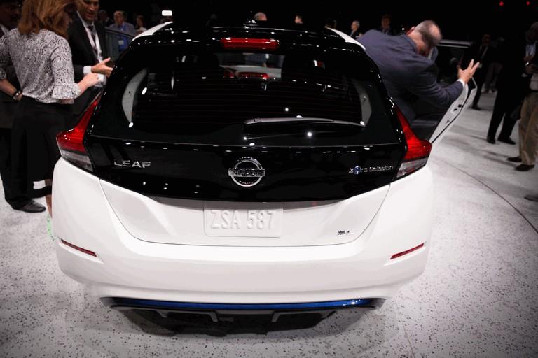 2018 Nissan Leaf - USA version 469808