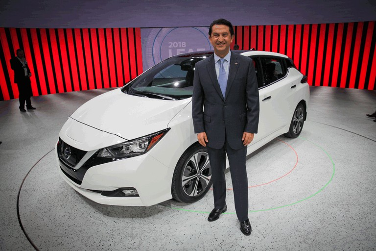 2018 Nissan Leaf - USA version 469810