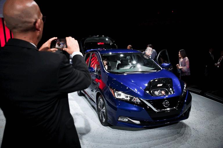 2018 Nissan Leaf - USA version 469811
