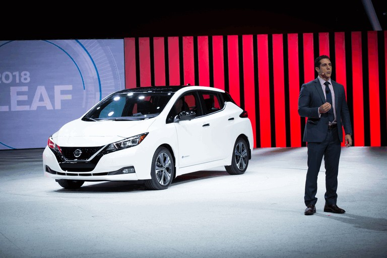 2018 Nissan Leaf - USA version 469817