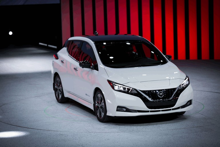 2018 Nissan Leaf - USA version 469821