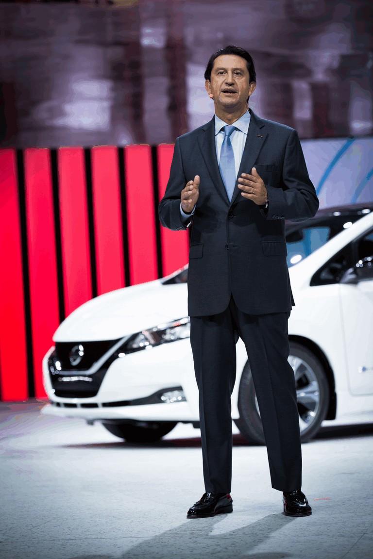 2018 Nissan Leaf - USA version 469823
