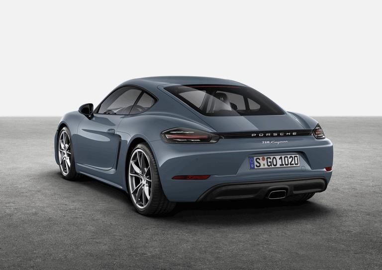 2018 Porsche Cayman ( 718 ) 474372