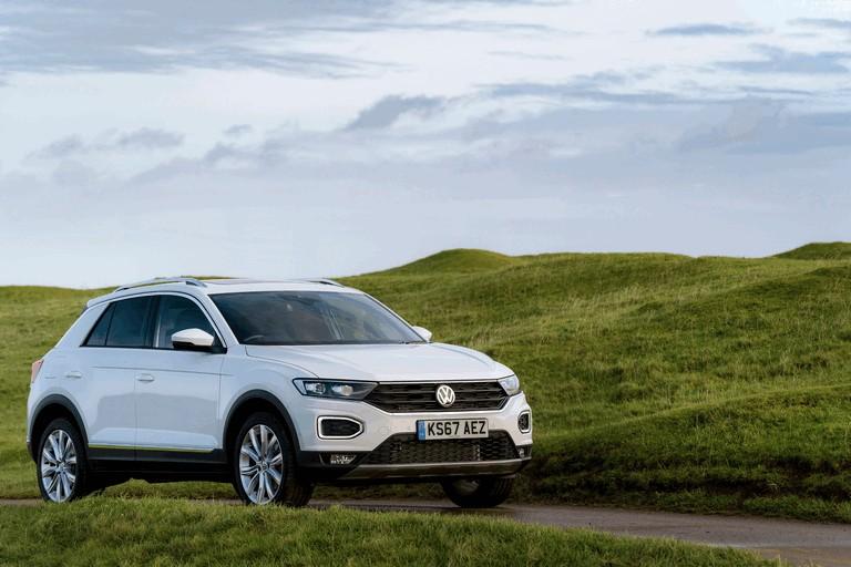 2018 Volkswagen T-Roc - UK version 473454