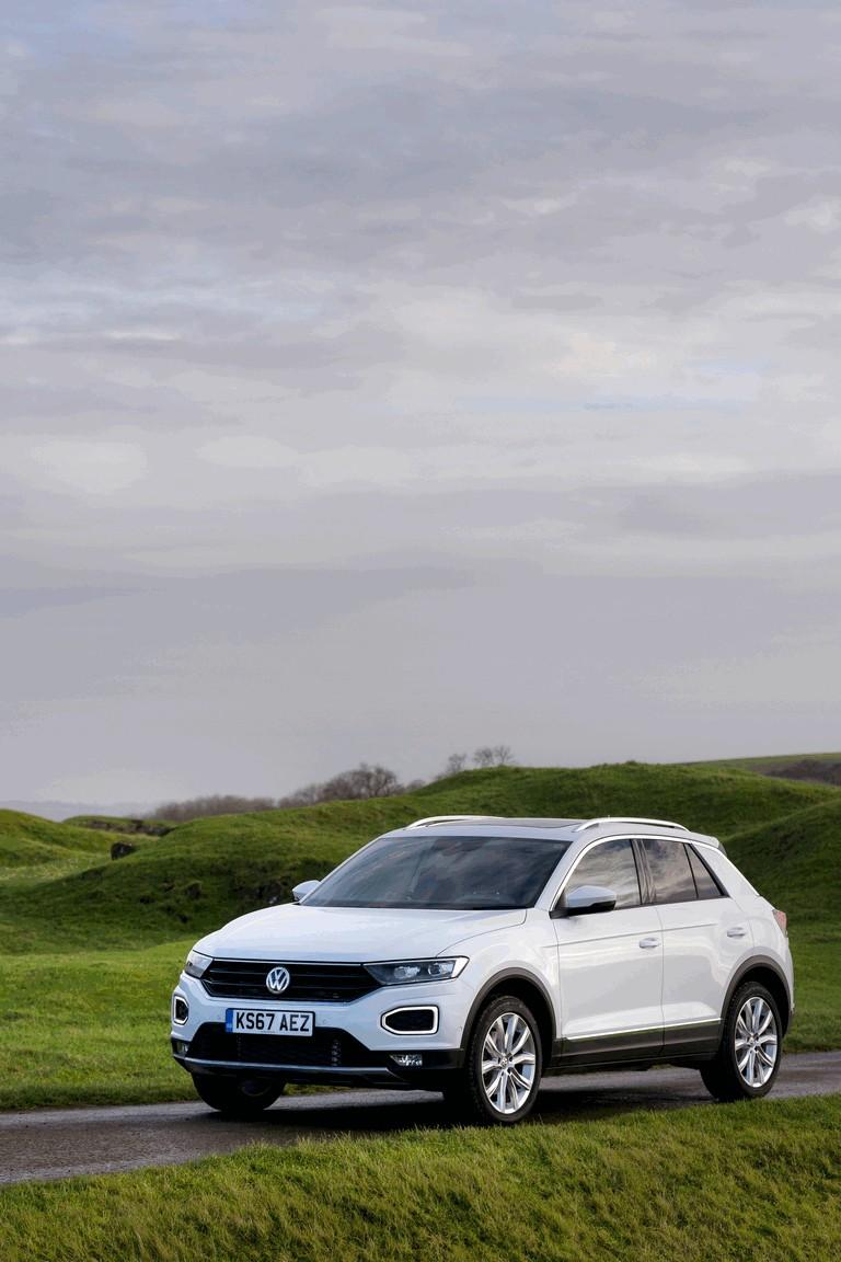 2018 Volkswagen T-Roc - UK version 473456
