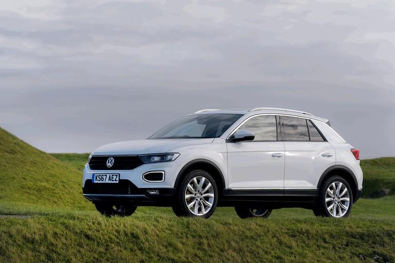 2018 Volkswagen T-Roc - UK version 473457