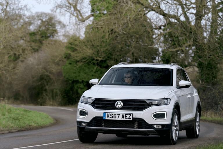 2018 Volkswagen T-Roc - UK version 473461