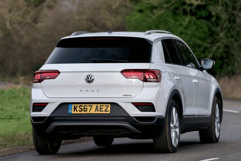 2018 Volkswagen T-Roc - UK version 473463