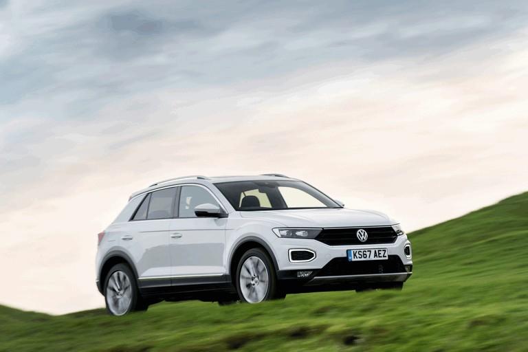 2018 Volkswagen T-Roc - UK version 473464