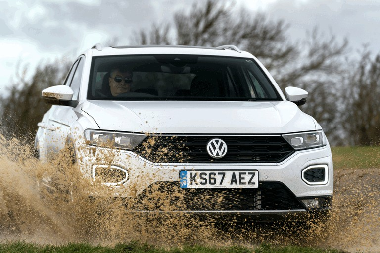 2018 Volkswagen T-Roc - UK version 473471