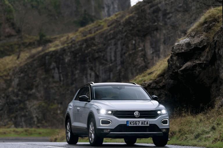 2018 Volkswagen T-Roc - UK version 473479