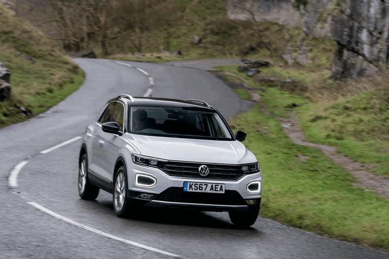 2018 Volkswagen T-Roc - UK version 473482