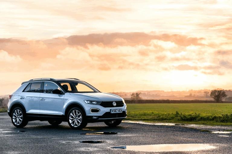 2018 Volkswagen T-Roc - UK version 473500