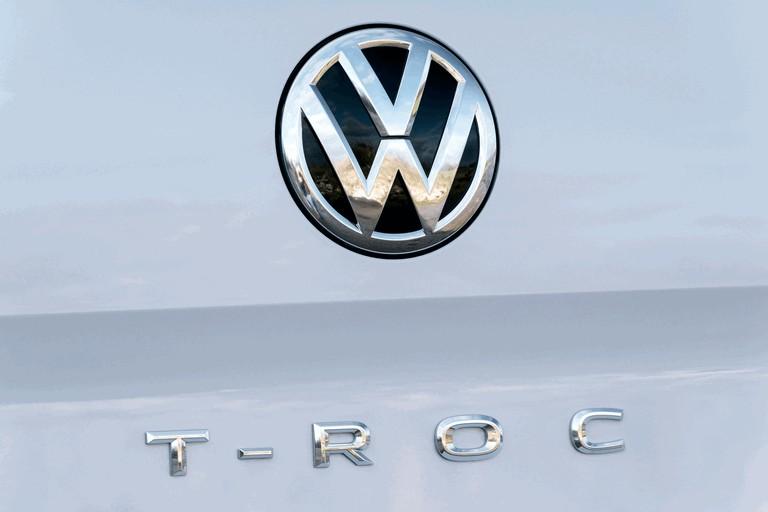 2018 Volkswagen T-Roc - UK version 473510