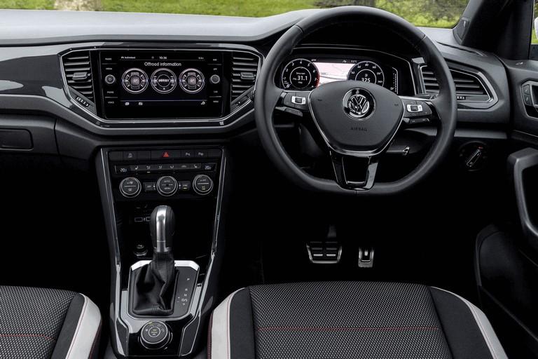 2018 Volkswagen T-Roc - UK version 473515