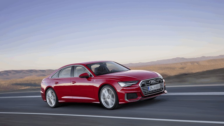 2018 Audi A6 Limousine 473633