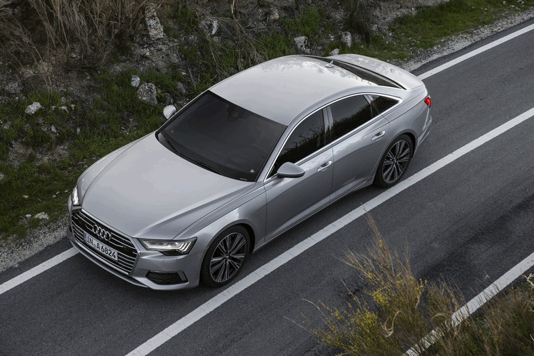 2018 Audi A6 Limousine 473657