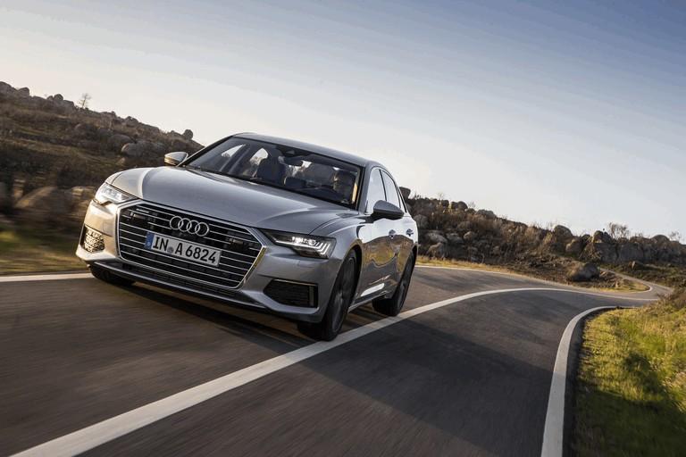 2018 Audi A6 Limousine 473658