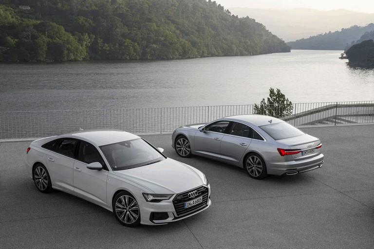 2018 Audi A6 Limousine 473678