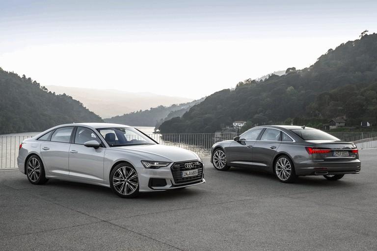 2018 Audi A6 Limousine 473680