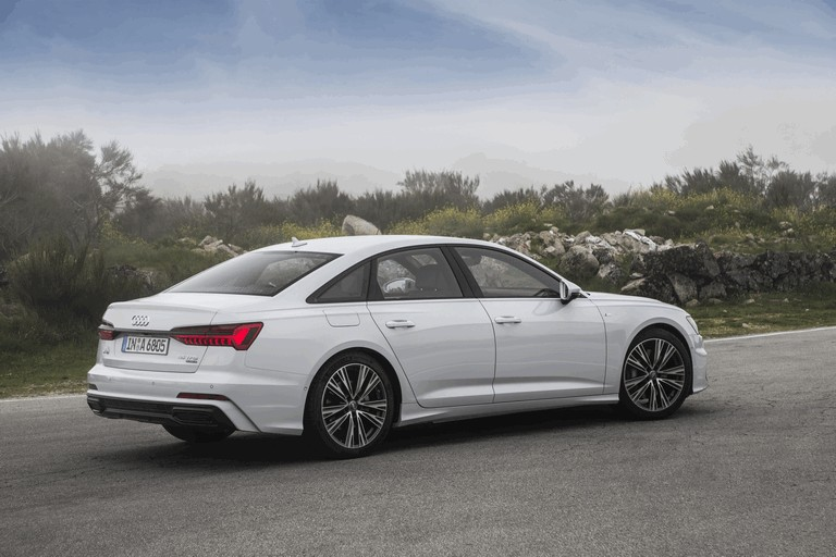 2018 Audi A6 Limousine 473693