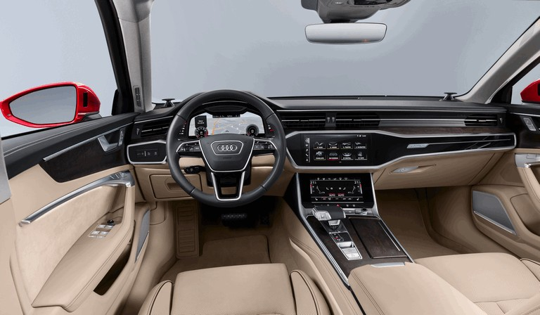 2018 Audi A6 Limousine 473706
