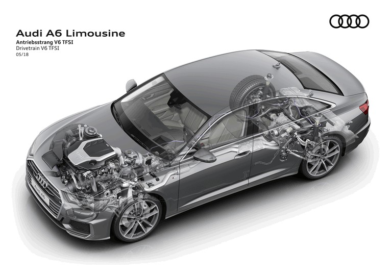 2018 Audi A6 Limousine 473723