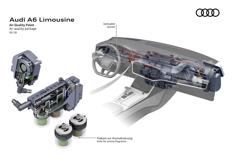2018 Audi A6 Limousine 473788