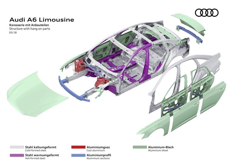 2018 Audi A6 Limousine 473795