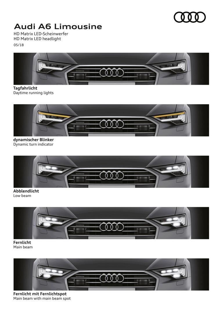 2018 Audi A6 Limousine 473796