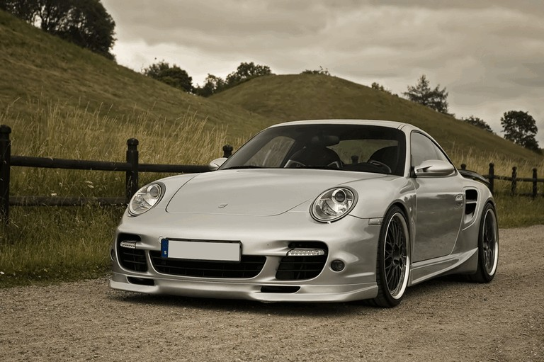 2007 Porsche 911 Turbo coupé by Speedart 495391