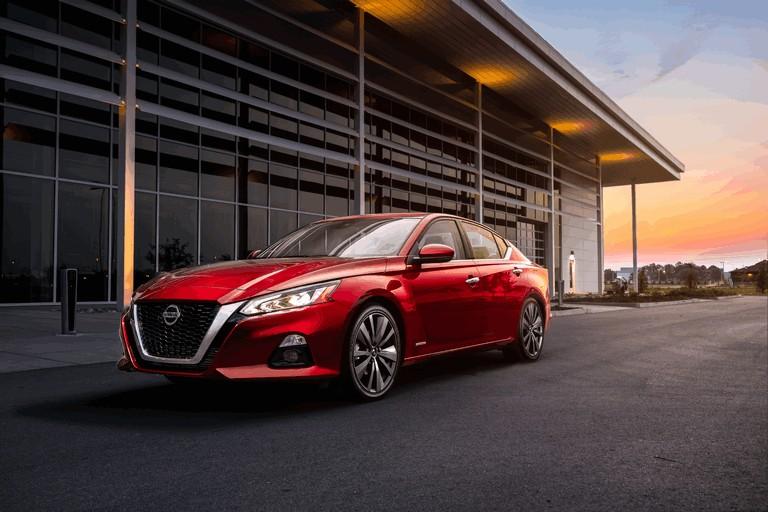 2018 Nissan Altima Edition One 475374