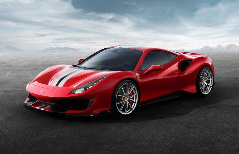 2018 Ferrari 488 Pista 475529