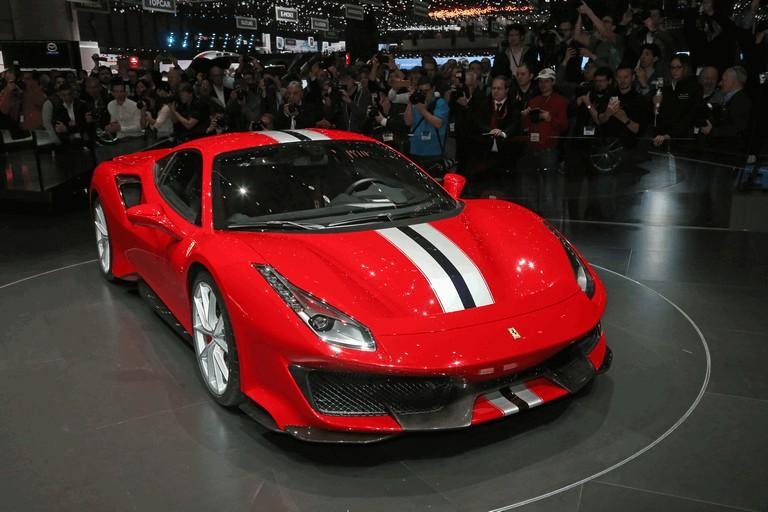 2018 Ferrari 488 Pista 475540