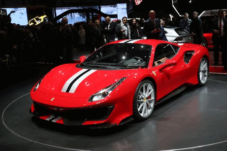 2018 Ferrari 488 Pista 475542
