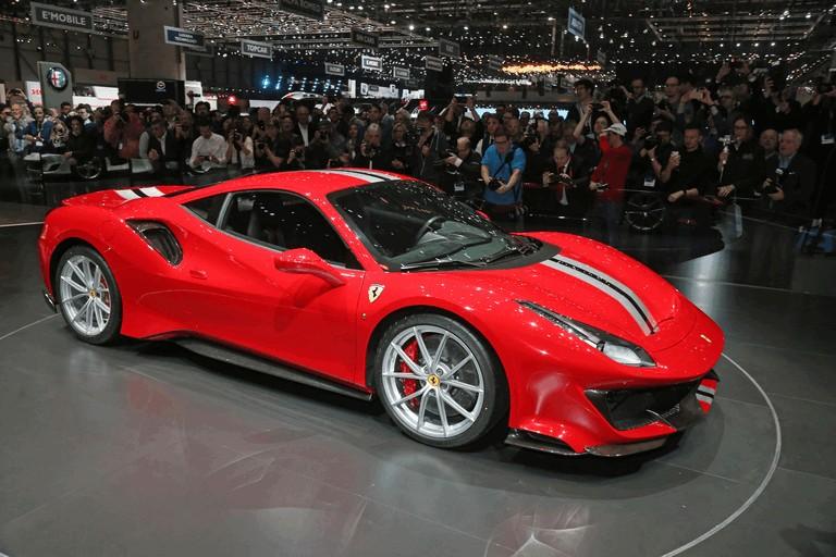 2018 Ferrari 488 Pista 475543