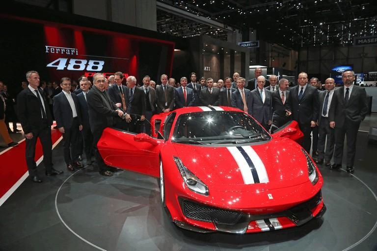 2018 Ferrari 488 Pista 475544