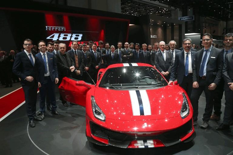 2018 Ferrari 488 Pista 475545