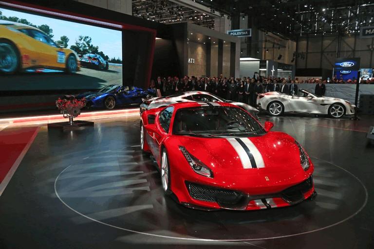2018 Ferrari 488 Pista 475547