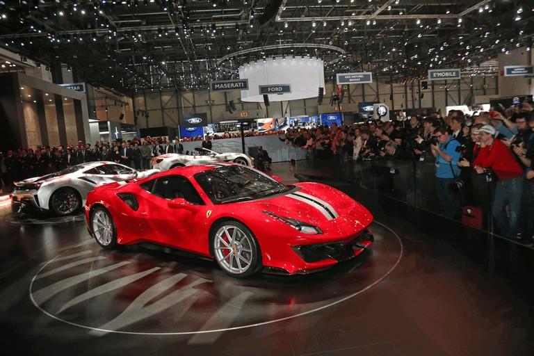2018 Ferrari 488 Pista 475548