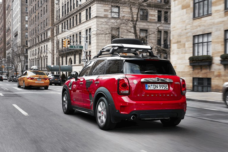 2018 Mini Countryman Panamericana plug-in hybrid 475648
