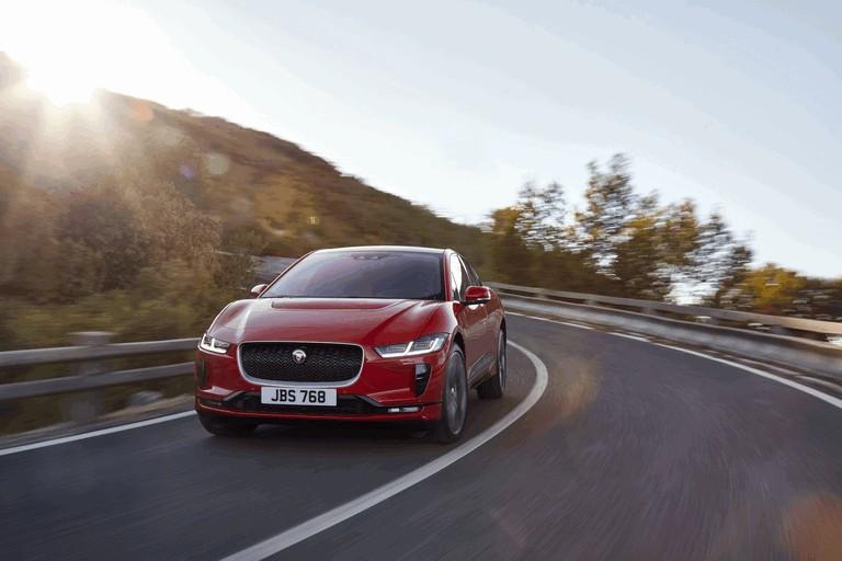 2018 Jaguar i-Pace 475925