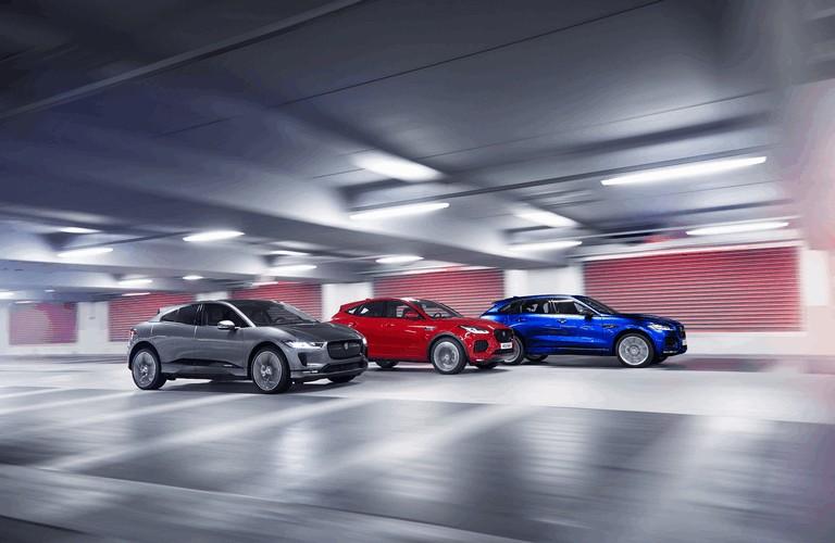 2018 Jaguar i-Pace 476010