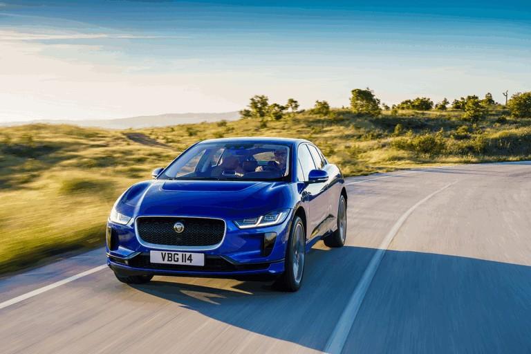 2018 Jaguar i-Pace 476038