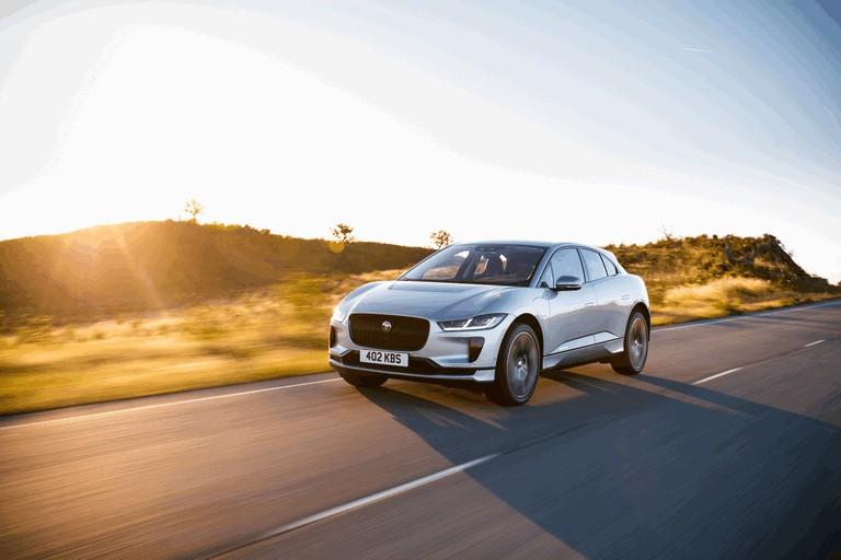 2018 Jaguar i-Pace 476049