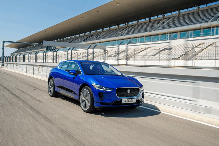 2018 Jaguar i-Pace 476085