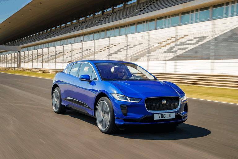 2018 Jaguar i-Pace 476089