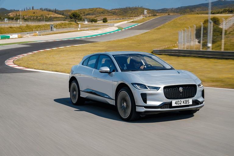 2018 Jaguar i-Pace 476098