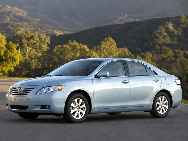2007 Toyota Camry XLE 225770