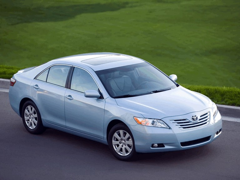 2007 Toyota Camry XLE 225772